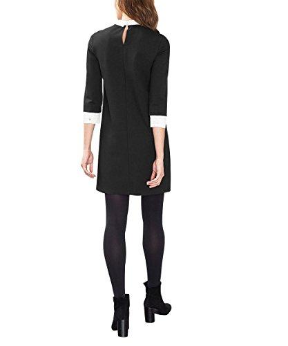 ESPRIT 116EE1E008 - Vestido para Mujer Negro (Black 001)