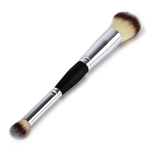 Leoy88 Makeup Brush Face Brush Eyeshadow Brush Dual (Dual Ended Shadow)