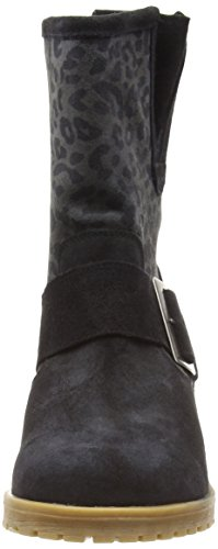 Negro Originals Separdo Gris Botte Originals MTNG Mid calf Boots Serraje x50znPZq8