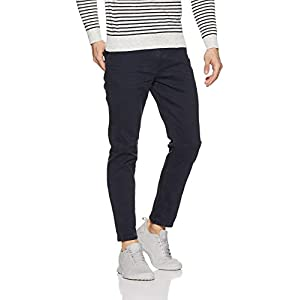 Amazon Brand – Inkast Denim Co. Men's Carrot Fit Stretchable Jeans