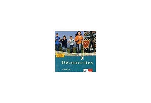 Découvertes / Schüler-CD (Multi-Session) - Band 3