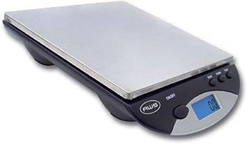 American Weigh Scales amw2000 Digital banco joyas báscula de cocina alimentos 2000 G x 0,1 G Home Supply mantenimiento Store: Amazon.es: Hogar
