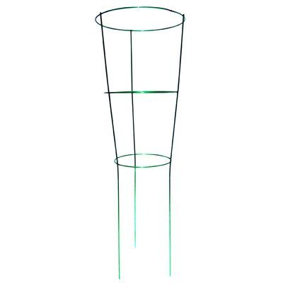 Glamos Wire Products 204809 14'' X 42'' Emerald Green Heavy Duty Plant Support
