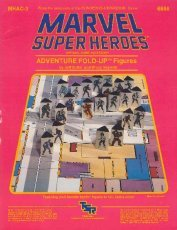 Adventure Fold-up Figures (Marvel Super Heroes accessory MHAC3)
