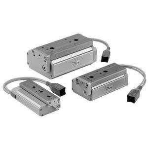 SMC LESH16LAJ-100-R56P1D actuator, electric, slider