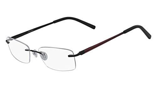 Óculos Airlock Valor 205 001 Preto Lente Tam 53