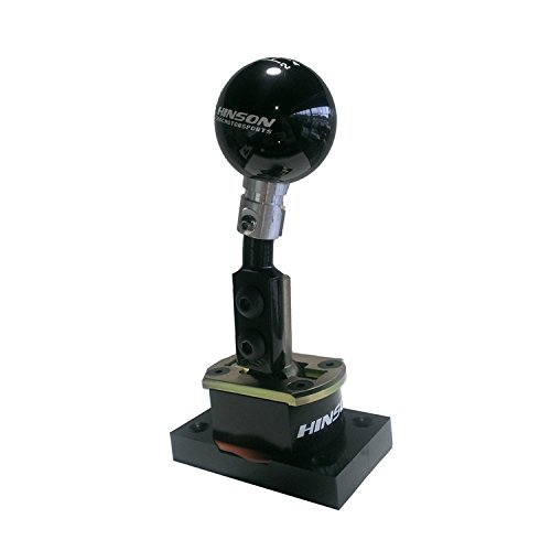 HINSON C6 Corvette Short Throw Shifter 2005-2013 Manual Transmission (Black Shift Ball) Corvette Manual Transmission