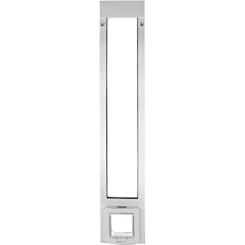 Patio Pacific Thermo Panel (Thermo Panel 2e SureFlap Microchip Pet Door Color: White, Size: 93.25