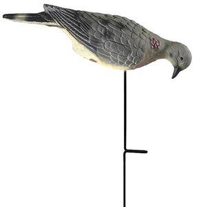 Lucky Duck, Fourpack-O-Feeders Motion Ground Feeding Dove Decoys, 53608 - 4 Pack