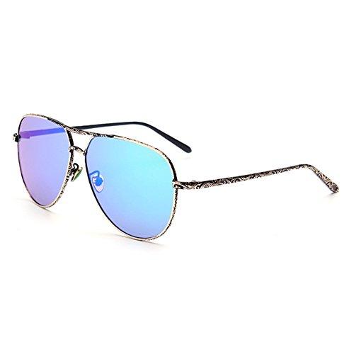 LENSTAR DSG800034C5 New Style PC Lens Metal Sunglasses,Metal Frames - Frame Picture Simulator