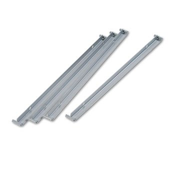 Single Cross Rails for 3'' and 3'' Lateral Files, Gray