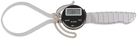 Digital Outside Caliper With Handle Electronic Gauge 0.1 mm Hold Function