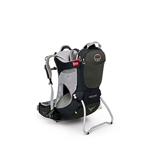 Osprey Packs Poco AG Child Carrier, Black