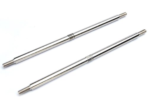 Traxxas 5143 Steel Turnbuckles / Toe Links, 5mm (pair)