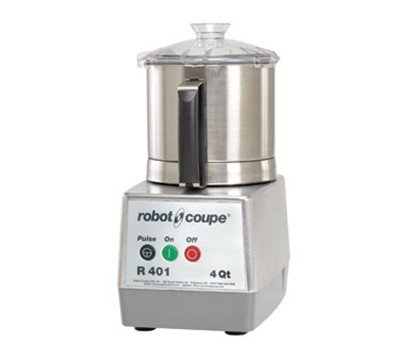 Robot Coupe R401B Food Processor with Mixer / Cutter Bowl