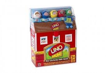 UNO Moo Farm Animal Matching Game