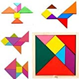 Tangram Puzzle Kids Educational Toy (HCCD ENTERPRISE)