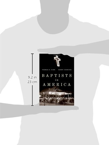 Baptists-in-America-A-History