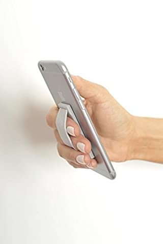 goStrap Finger Strap Screen Protector for Phones including Iphone Android Tablets and Mobile (Cell Phone Accessories)
