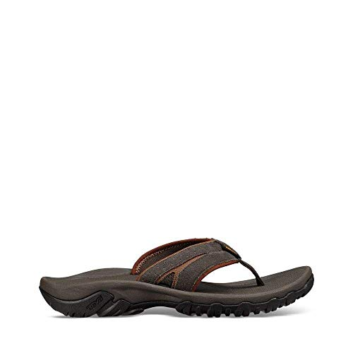 - Teva Men's M Katavi 2 Thong Sandal, Black Olive, 10 M US