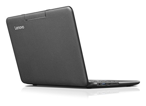 Lenovo lenovo N22 11.6-inch High Performance Laptop Notebook (2016 New Premium Edition), Intel Dual-Core Processor 1.60GHz, 4GB RAM, 64GB SSD, Rotatable Webcam, Water-Resistant Keyboard, Windows 10 Pro