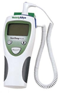 4593656 For the Suretemp Plus - Item: Oral Probe 4' Cord Ea Welch-Allyn -02893-000 (This Is the Probe Only - Not the Entire Suretemp Unit - Unit Sold Separately)