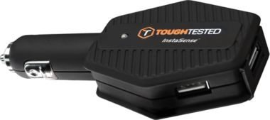 tough-tested-3-port-usb-car-charger-power-share-48-amp-with-instasense-3-usb-car-charger-black