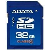 ADATA SDHCカード 32GB Class4 ASDH32GCL4-R