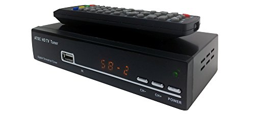 (Digital TV Receiver with USB Port for OTA Antenna Channels)