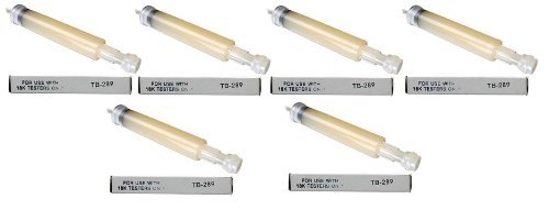Tri Electronics Gold Tester Gel Tube Refill Cartridge TB-289 GT-3000 GXL-18 6 pc by TRI Electronics (Image #1)