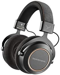 beyerdynamic Amiron Wireless Copper Hi-Res Bluetooth Headphones with Touchpad, 30 Hour Battery, aptX HD, AAC, aptX Ll Limited Edition, Made in Germany