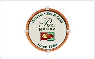 The Pizza House Gift Card ($50)