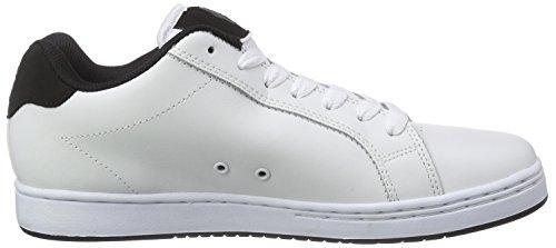 Etnies Fader, Men's Skateboarding Shoes White (White/Dark Grey120)