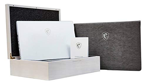 MSI P65 Creator 8RF-442 (i7-8750H, 16GB RAM, 256GB NVMe SSD, NVIDIA GTX 1070 8GB, 15.6