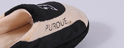 Low and Purdue Feet OFFICIALLY Pro NCAA Happy Mens Slippers Boilermakers College Womens LICENSED w8fTPZEq