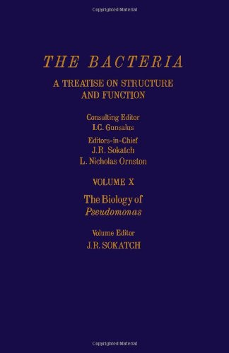 The Bacteria a Treatise on Structure and Function: The Biology of Pseudomonas