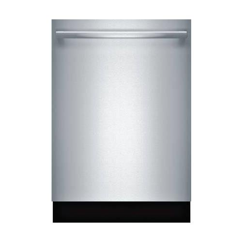 "Price comparison product image Bosch SHXM78W55N 24"" 800 Series Built In Fully Integrated Dishwasher with 6 Wash Cycles,in Stainless Steel"