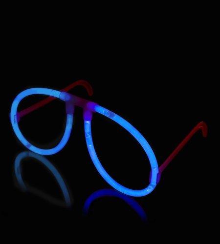 50 Aviator Glow Eyeglasses - - Aviator Eyeglasses Glow