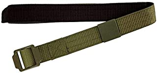 product image for Red Rock Outdoor Gear 2048BLK Snake Belt Black/Coyote