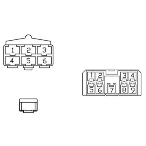 Amazon.com: Radio Wiring Harness, New, John Deere: Automotive on
