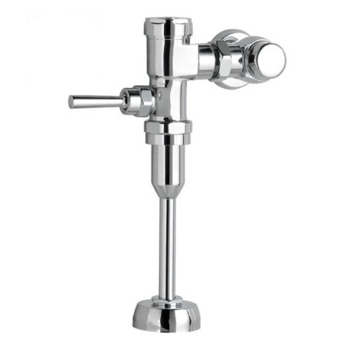 - American Standard 6045.013.002 0.125 GPF Manual FloWise Urinal Flush Valve, Chrome