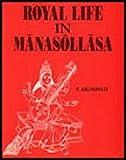 Royal Life in Manasollasa 9788185067896