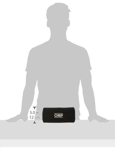 OMP OMPHB//692//N Coj/ín Lumbar Peque/ño Universal 3 mm Negro