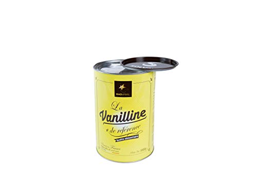 Vanillin Powder Rhovanil 1kg by Solvay Rhovanil Vanillin (Image #8)