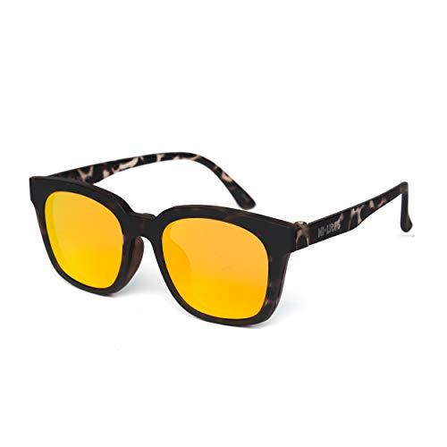 HI-LITES Special Effect Glasses-HEART Effect Lenses (Tortoise Brown) - Interchangeable Lens]()