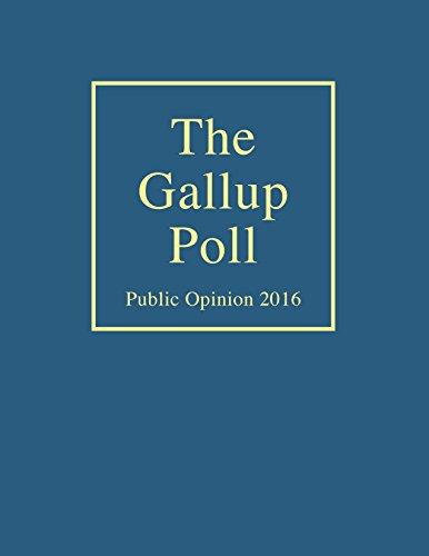 The Gallup Poll: Public Opinion 2016 (Gallup Polls Annual (rl))
