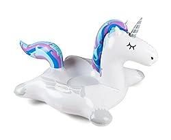 Bigmouth Inc Winter Unicorn Snow Tube