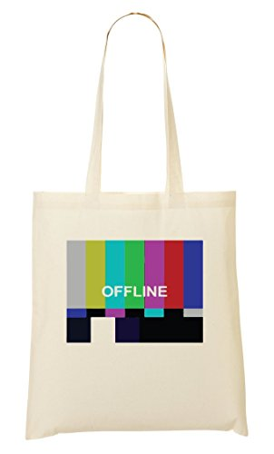 Cool Fourre Tout CP Screen Provisions Sac Sac Tv À Offline Blackout qxwIwHpa