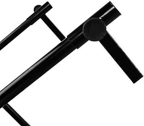 la mesa es un balc/ón plegable Los bloqueos de hierro sobre la mesa marr/ón,Brown