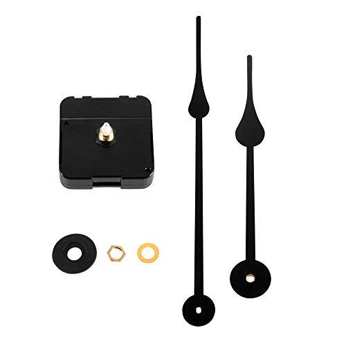 XCSOURCE Replacement Quartz Clock Movements Mechanism Motor Fittings with Long Hands DIY Set Repair Tool for 12mm Dial Thickness 450mm Diameter Clock BI1117 ()